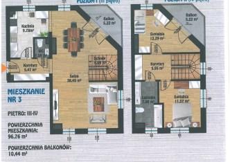 mieszkanie na sprzedaż - Białystok, Antoniuk, Wysoka